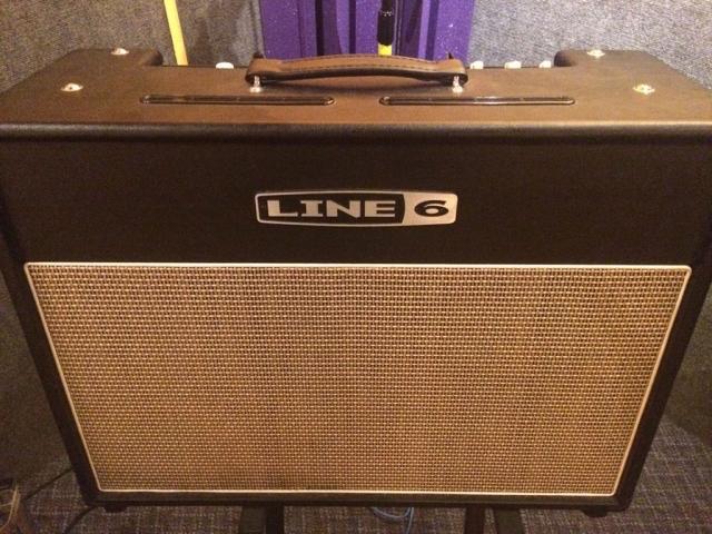 Line 6 Flextone III XL 2×12 Guitar Amp