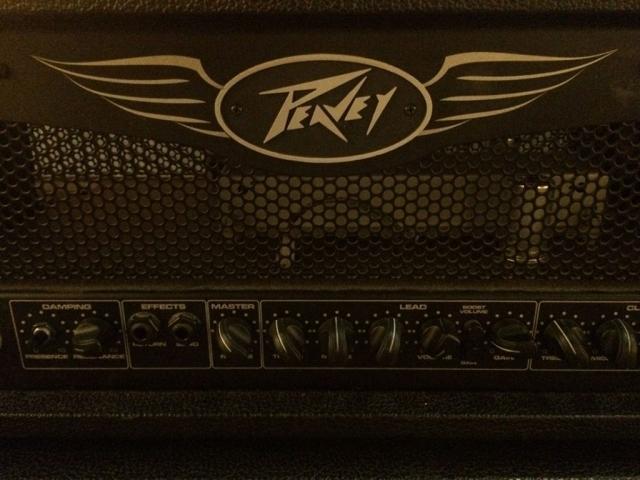 Peavey ValveKing 100Watt Head Guitar Amp