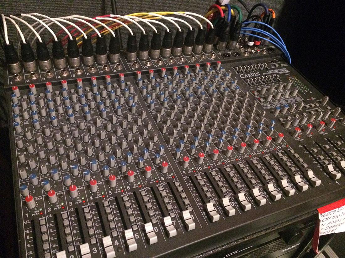 Carvin C1644 Passive Mixer